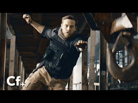Cheapflights 'Flying Stuntman' TV Advert