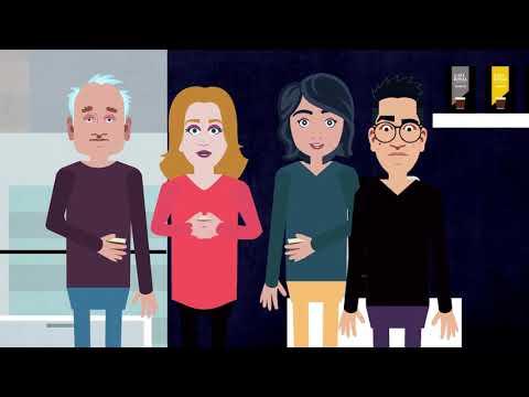 Stratégie Réseaux sociaux : CAFE ROYAL PRO - BtoB - Stratégie digitale