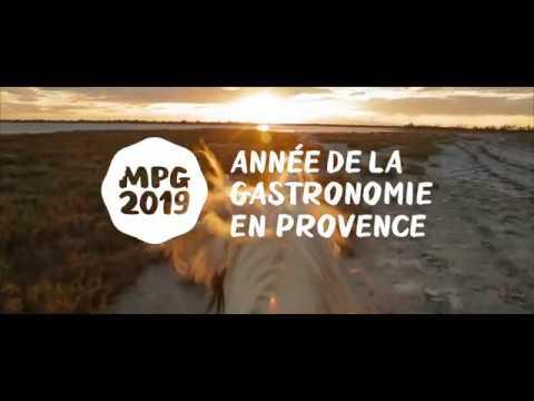 Marseille Provence capitale de la Gastronomie 2019 - Stratégie digitale