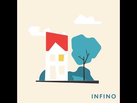 Infino Rebranding en Social Media Content - Réseaux sociaux