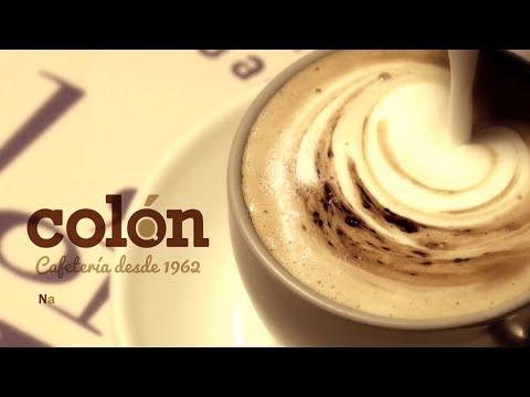 """Spot """" Cafetería Colón """""""