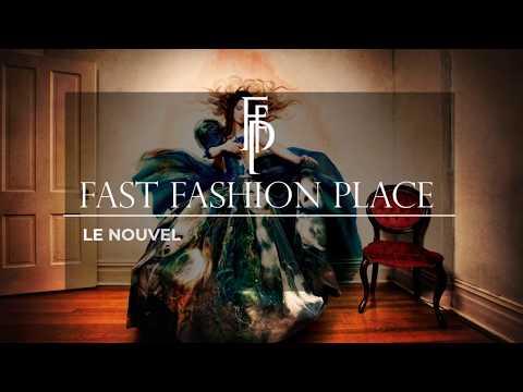 Fast Fashion Place - Création de site internet