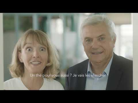 Entendre (réseau d'audioprothésistes) TV - Werbung