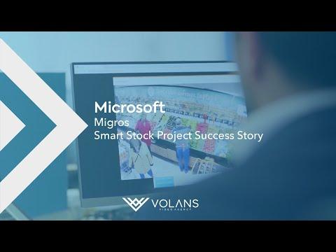 Microsoft Migros Smart Stock Success Story - Advertising