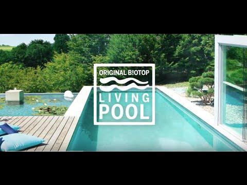 Öffentlichkeitsarbeit für Biotop Living Pools