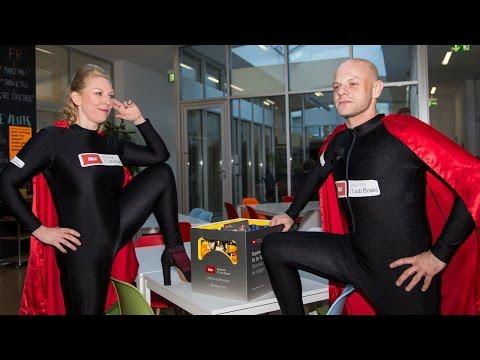 Supermate - Markenbildung & Positionierung