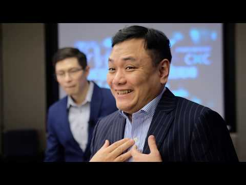 conference video: CXC Cryptocurrency Launch - Movie