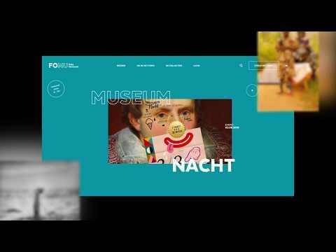FOMU - Website Creatie
