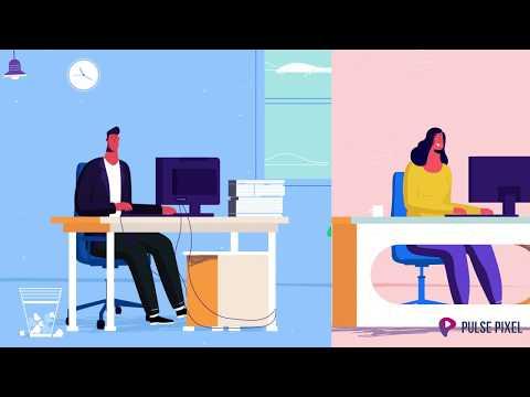 Impact Reporting SaaS Explainer Video - Motion Design