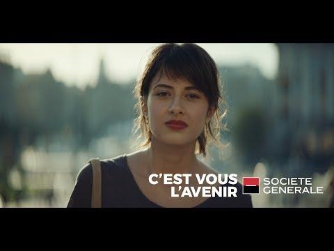 Société Générale - Application web