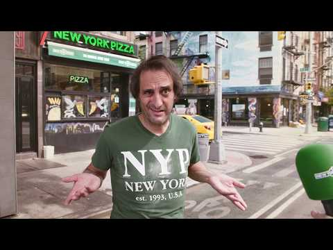New York Pizza; introductie Hot Dog Pizza (TVC) - Reclame