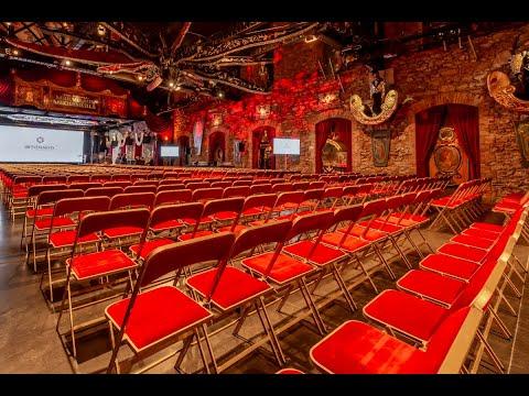 Convention nationale au Théâtre du Merveilleux - Evénementiel