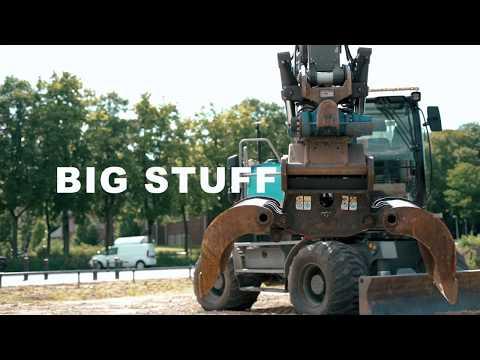 Video over de stoerste team activiteit van Nederla - Film
