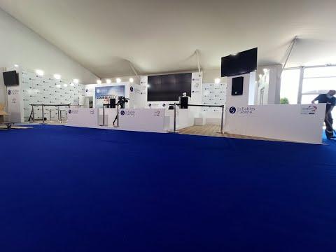 Plateau Web TV Vendée Globe 2020