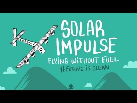 Solar Impulse's Fuel Free Plane