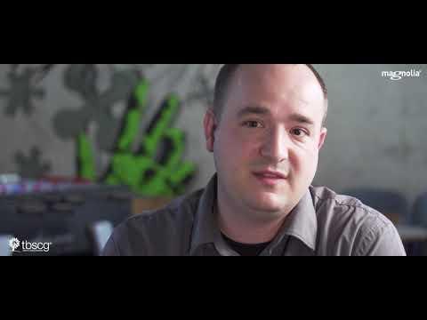 Lukasz, first certified Magnolia developer - Vidéo